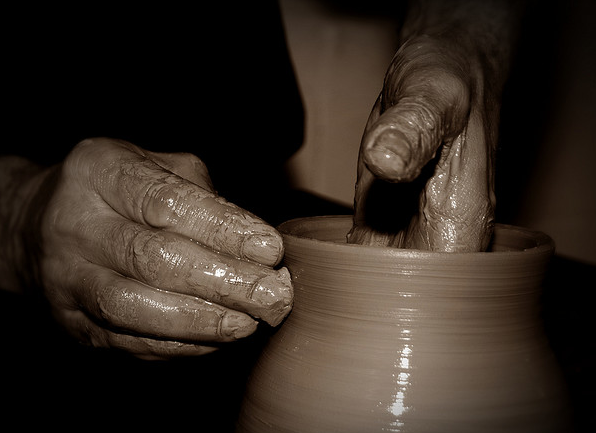 hands-of-the-potter